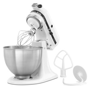 KitchenAid White Artisan Stand Mixer