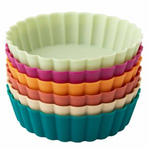 Silicone Tart and Pie Molds