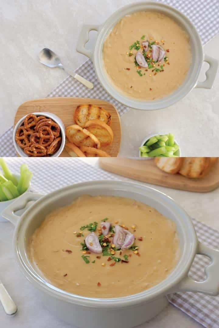 Dubliner Cheese Dip | Another Tablespoon | Favorite St. Patricks Day Recipes!