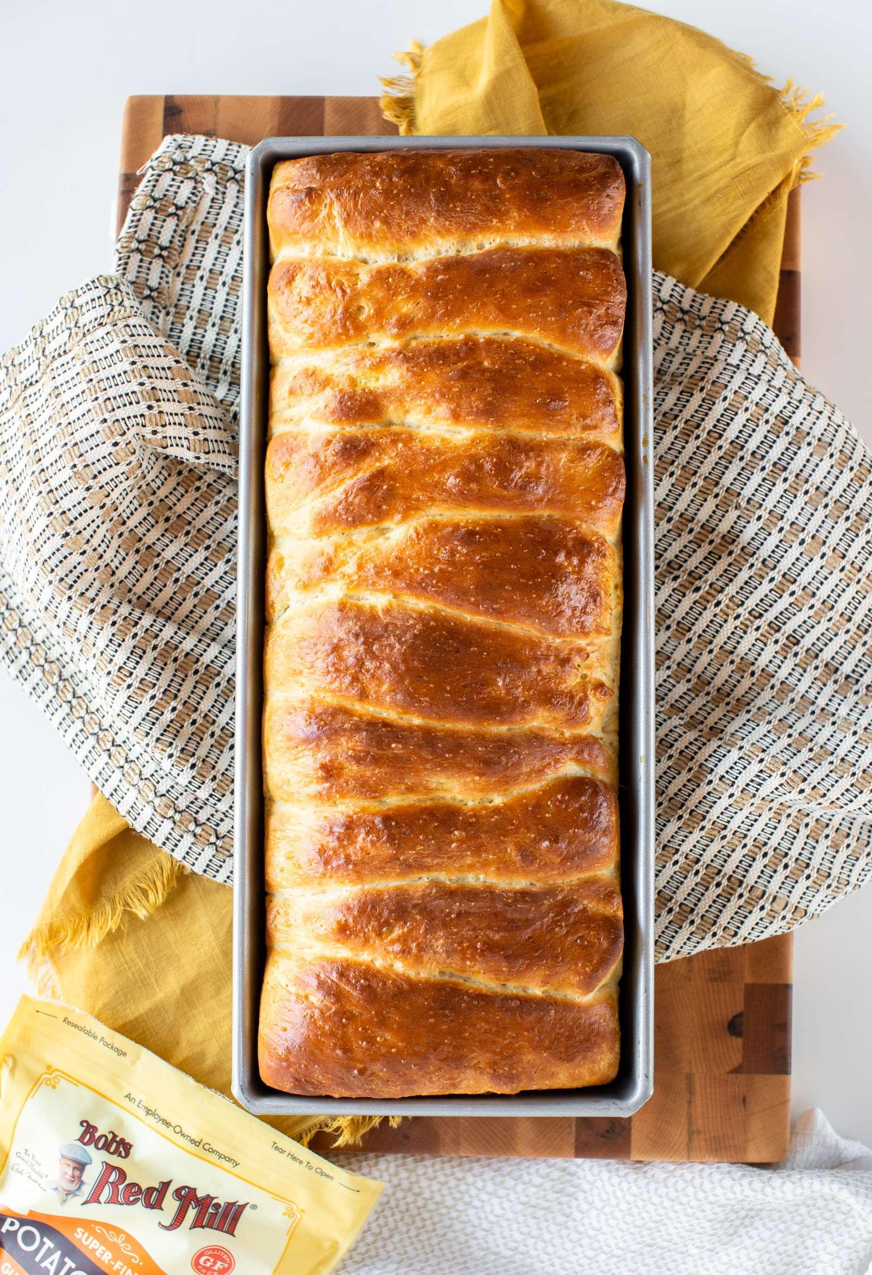 New England Style Rolls (hot dog buns)