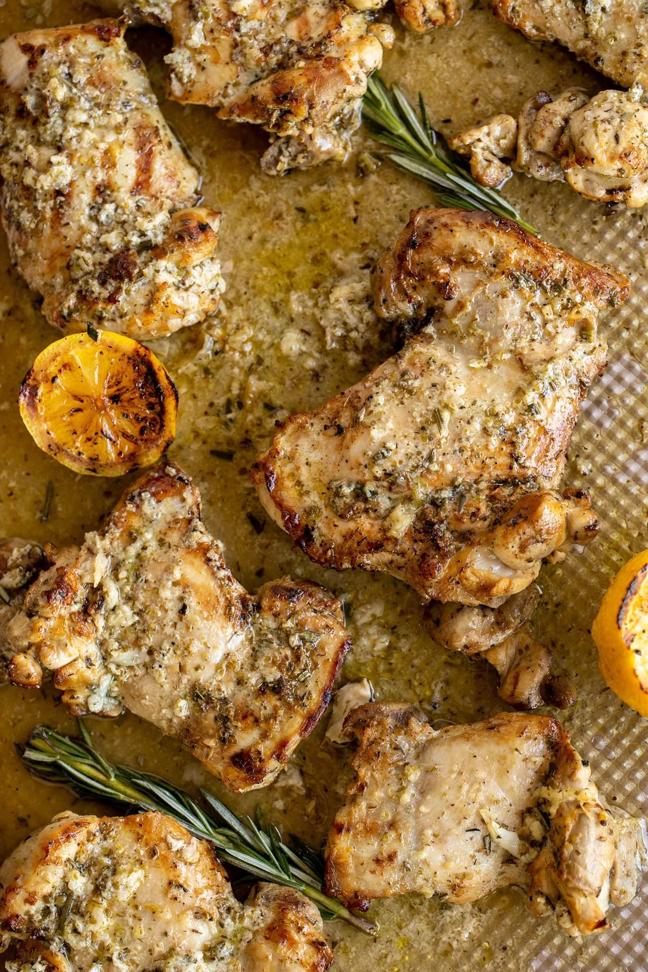 Greek Chicken Marinade